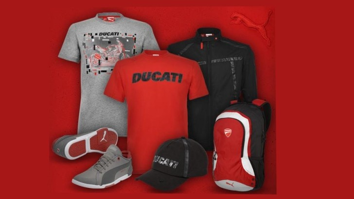 Ducati Shows New Puma Clothing Line [Photo Gallery]