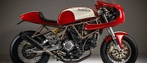 Ducati SuperSport 1000 DS Tricolore Is Any Bike Lover's Dream Italian Ride