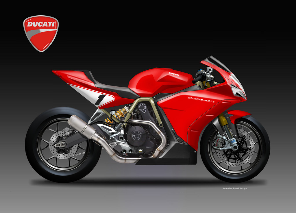 ducati supersport heir rendered by oberdan bezzi would you ride it autoevolution. Black Bedroom Furniture Sets. Home Design Ideas