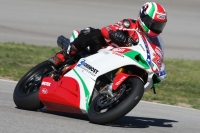 Ducati rider Larry Pegram