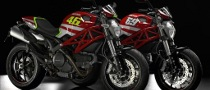 Ducati Unveils Monster GP Replica Bikes