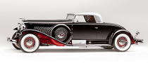 Duesenberg Long Wheelbase Model J Whittell Coupe Up for Auction