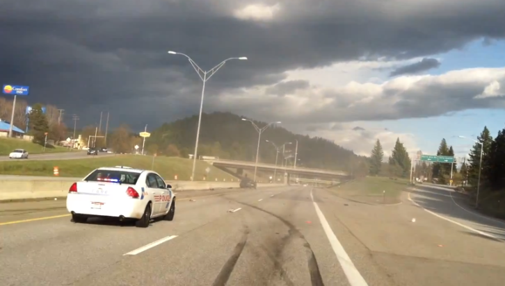 DUI Man Brought Chaos on Idaho Highway [Video]
