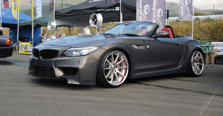 dukedynamics introduces widebody kit for bmw e89 z4. Black Bedroom Furniture Sets. Home Design Ideas