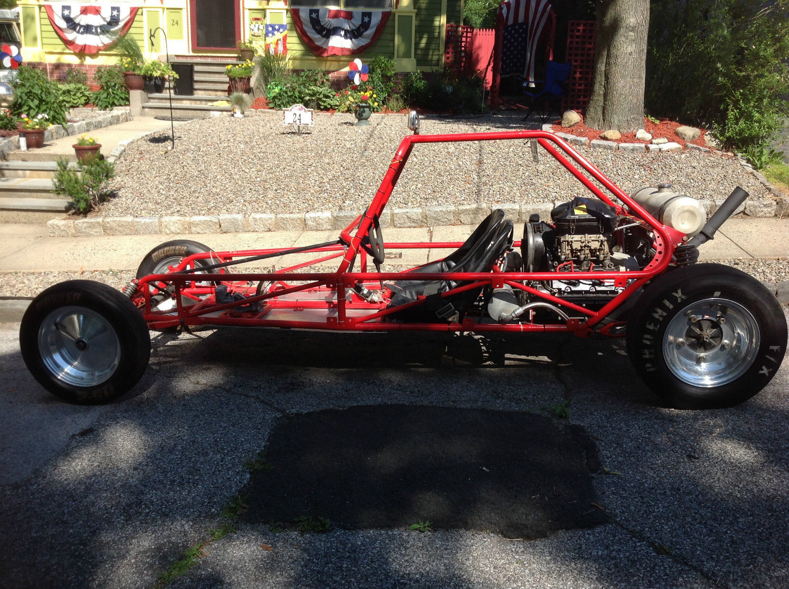 dune buggy with porsche 911t engine is somehow street legal and for sale autoevolution. Black Bedroom Furniture Sets. Home Design Ideas