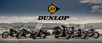 Dunlop Is the Official Tire Sponsor of the Harley-Davidson 110 Anniversary