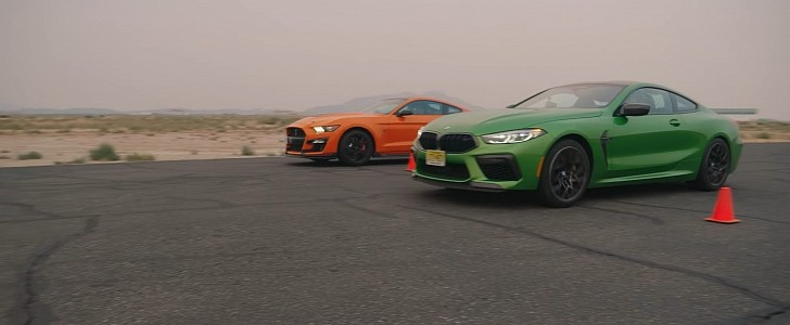 Dusty Willow Hosts M8 vs. GT500 Battle, Four Races Are Needed to Close the Gap - autoevolution