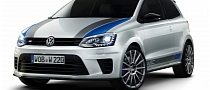 Volkswagen Reveals 220 HP Polo R WRC