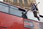 Dynamo Levitates Off the Side of a London Bus [Video]