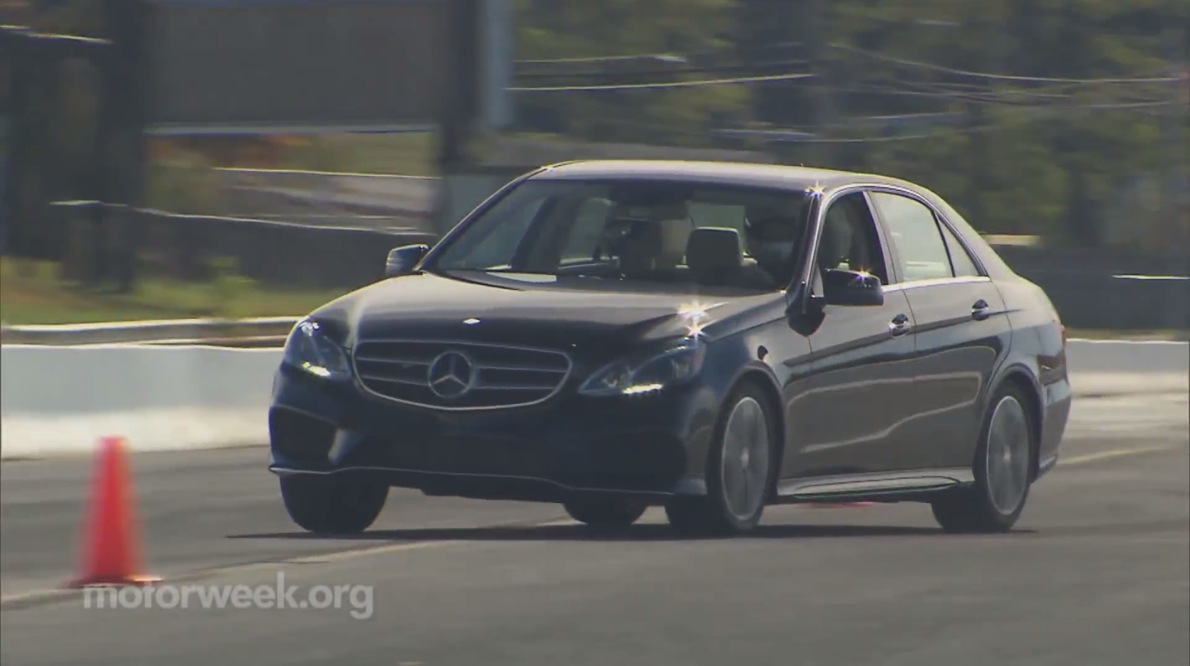 E 250 bluetec 4matic gets reviewed by motorweek for Who owns mercedes benz now