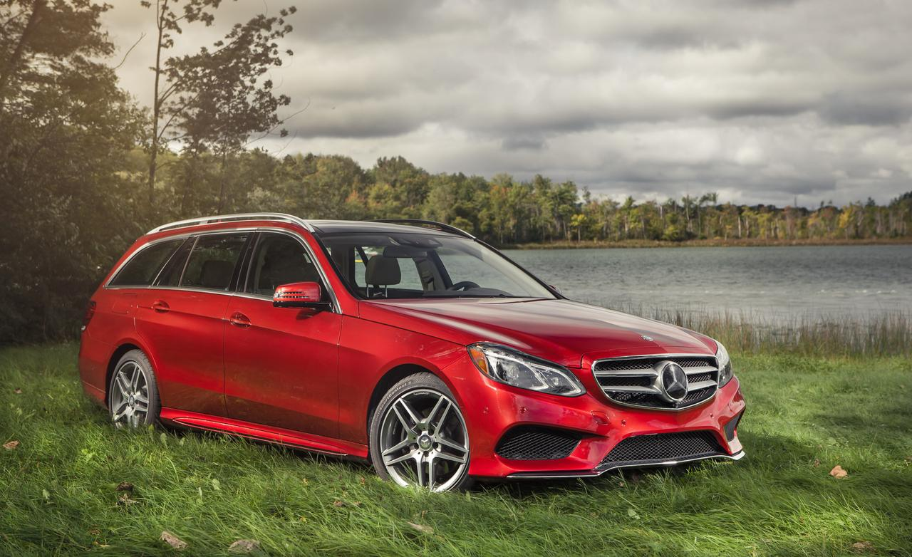 e 350 4matic wagon gets reviewed by car and driver autoevolution. Black Bedroom Furniture Sets. Home Design Ideas