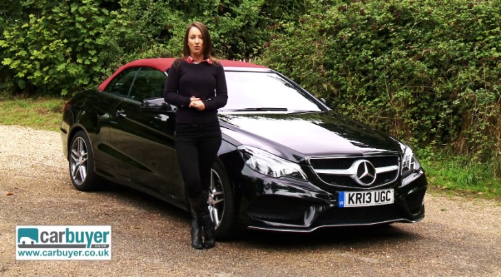 E Class Cabrio A207 Facelift Reviewed By Carbuyer Autoevolution