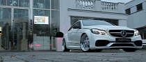 E-Class Coupe Wide Bodykit by MAE is as Clean as a Whistle [Photo Gallery]