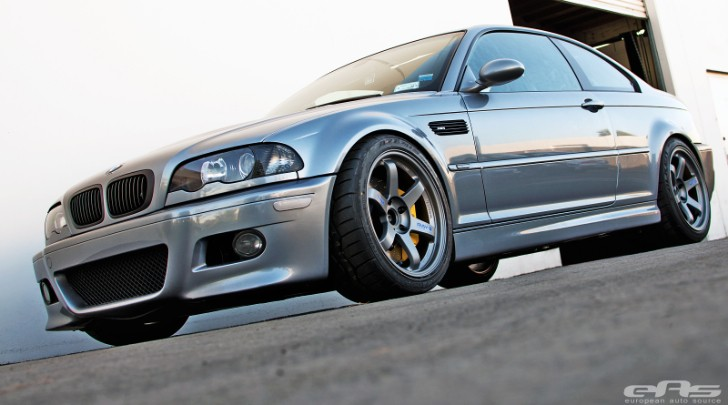 EAS Built BMW E46 M3 On the Cover of European Car Magazine [Photo Gallery]