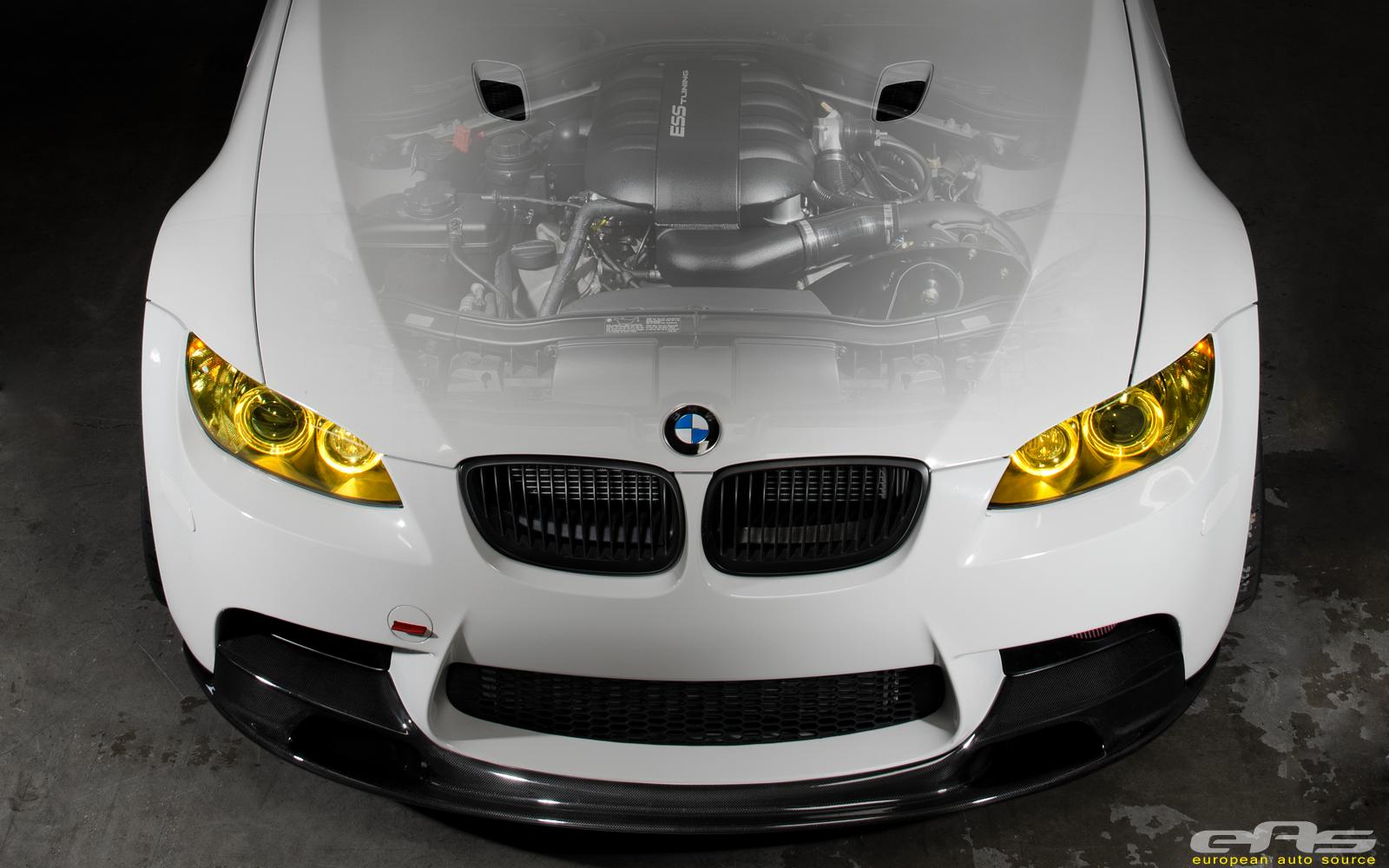 Eas M3 Project Receives Ess Supercharger Autoevolution
