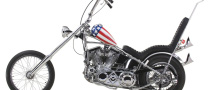 Easy Rider Bike Showcased at Harley-Davidson Museum