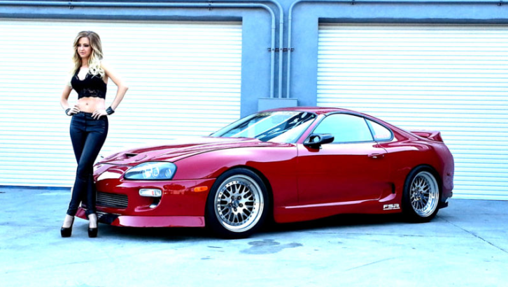Ebay Find: 1000 HP Toyota Supra for Sale [Video] [Photo Gallery]