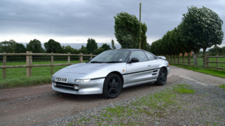 Ebay Find: Clean 1996 Toyota MR2 for Peas [Photo Gallery]