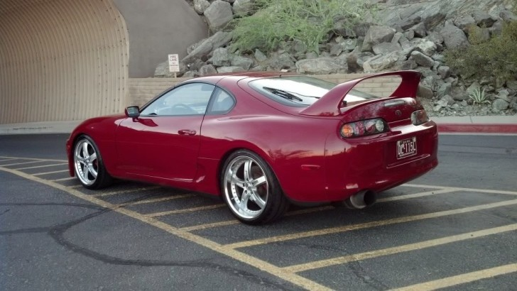 Junk Car Buyer >> eBay Find: Clean 750 HP Toyota Supra Waiting for a Buyer ...