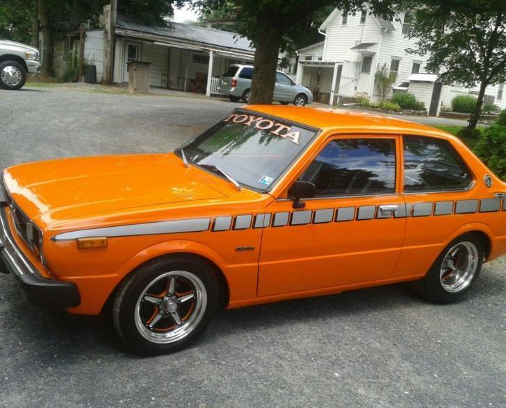 Ebay Find: Unique 1978 Toyota Corolla [Photo Gallery]