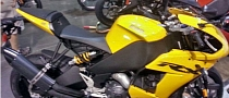 EBR 1190RX Pictures Leak, Looks Aggressive