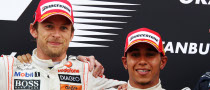 Ecclestone Argues Hamilton, Button Will Struggle in 2011