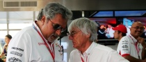 Ecclestone Commited to India Race