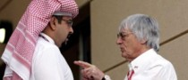 Ecclestone Insists There Are No Problems in Bahrain