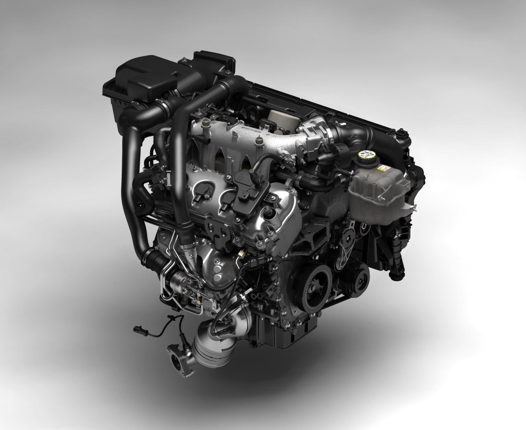 ecoboost engines to power 90 of ford vehicles autoevolution. Black Bedroom Furniture Sets. Home Design Ideas