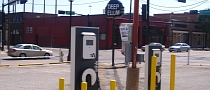 ECOtality Blink Commercial Charging Network Launches in Dallas