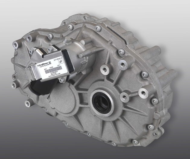 Egeardrive Transmission Goes To Pace Final Autoevolution