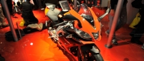 EICMA 2010: Aprilia RS4 125 [Live Photos]