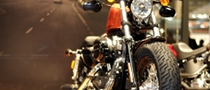EICMA 2010: Harley Davidson Forty Eight [Live Photos]