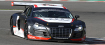 Ekstrom, Scheider to Drive Audi R8 LMS at Nurburgring, Spa