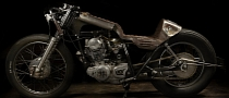 El Solitario Winning Loser Custom Motorcycle [Photo Gallery]