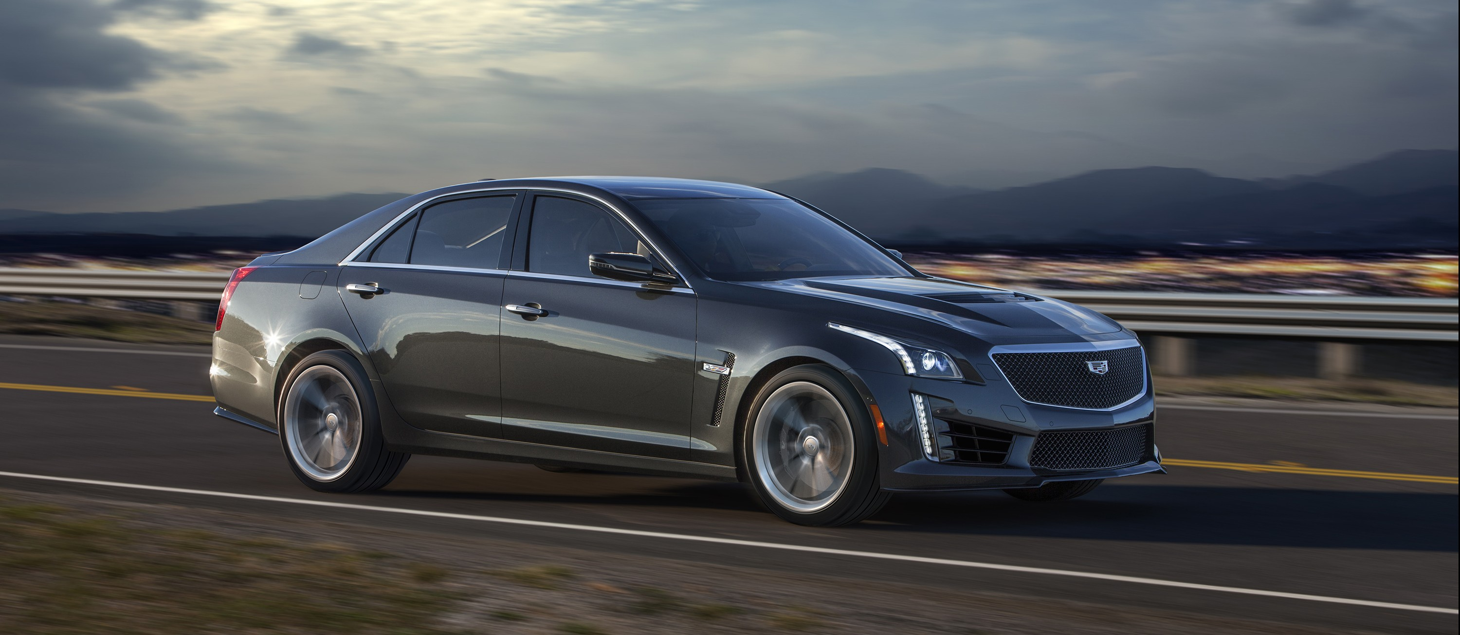 Electric All Wheel Drive System Confirmed For Next Gen Cadillac V