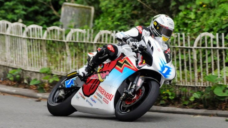 Electric Bike Speed Records Shattered in the Isle of Man ...