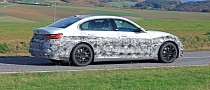 Electric BMW 3 Series Prototype Spied Testing in Germany, May Replace the i3