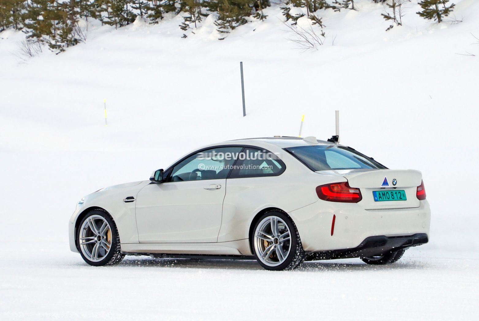 Electric BMW M2 Mule Spawns More Questions Than Answers ...