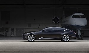 Electric Cadillac Due In 2021