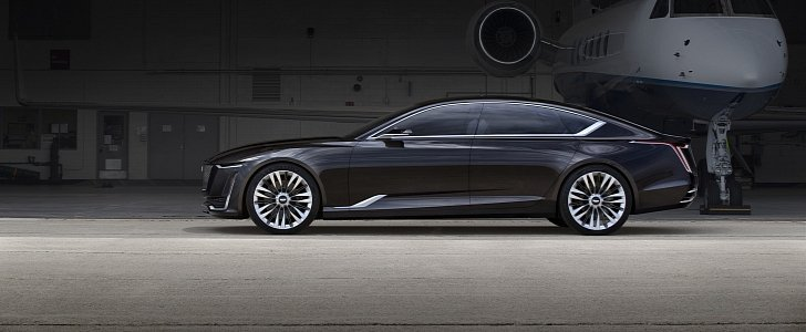 Cadillac Ats Coupe >> Electric Cadillac Due In 2021 - autoevolution