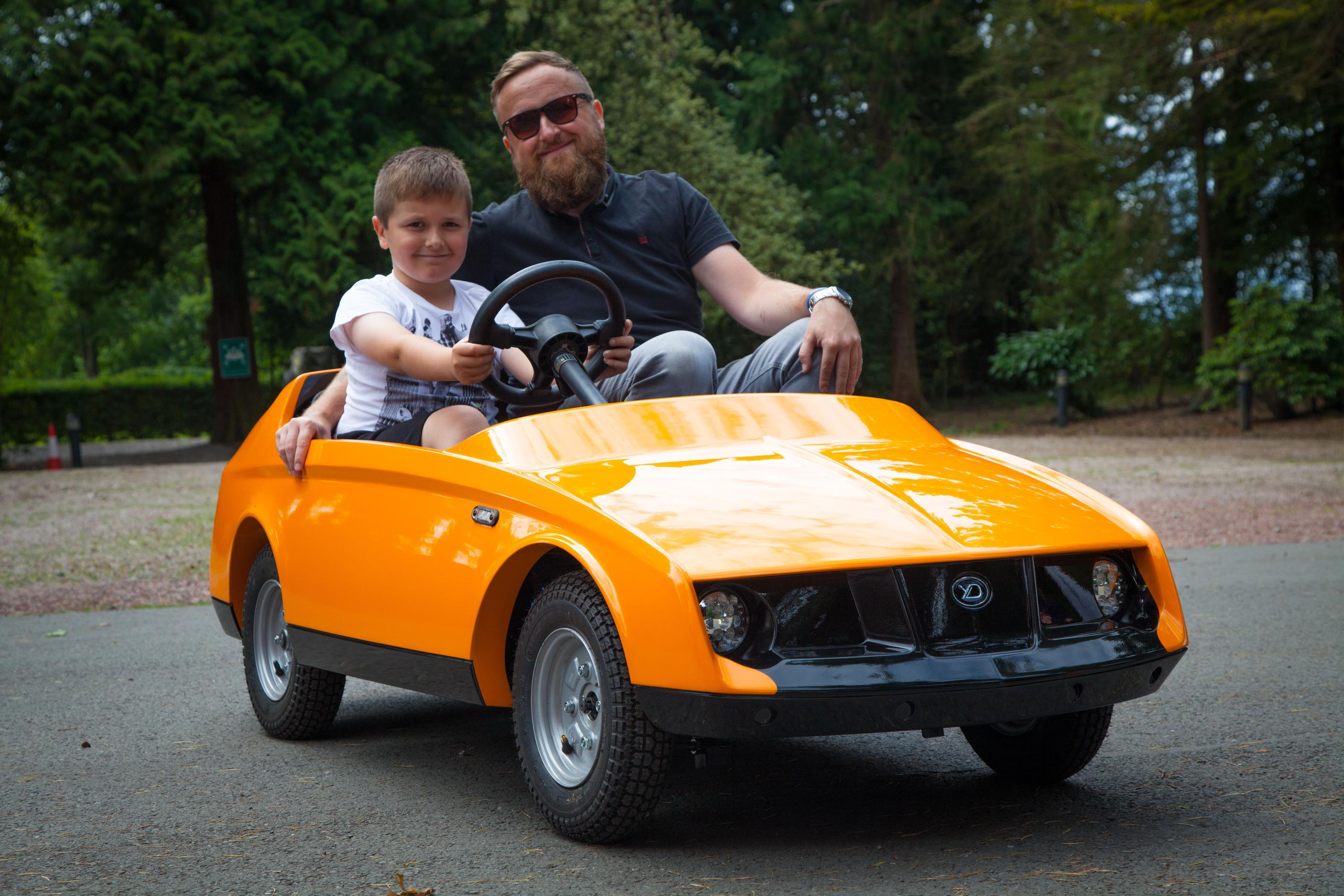 Will Electric Kid Cars Drive Me