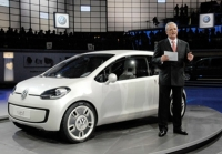 Martin Winterkorn puts the brakes on electric vehicle hopes