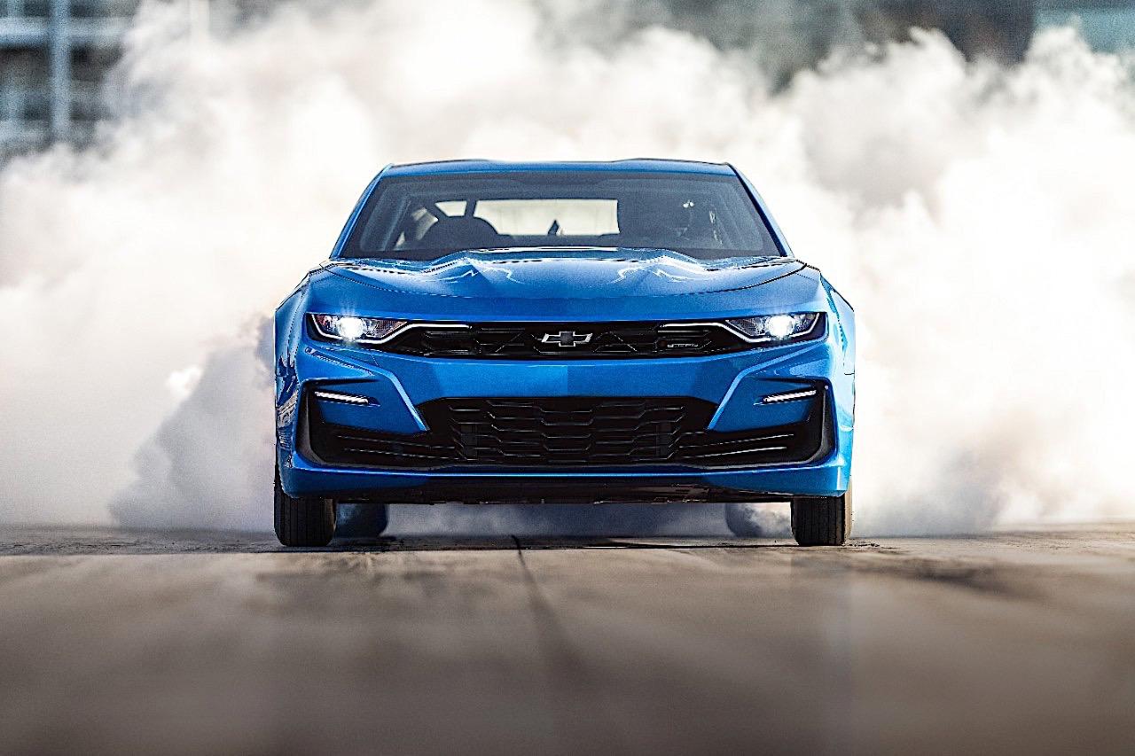 Electric Chevrolet Camaro Drag Race Car to Run the Quarter Mile in 9 Seconds - autoevolution