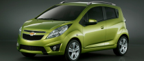 Electric Chevrolet Spark in the Works
