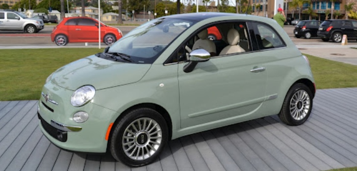 Electric Fiat 500 To Be Made Only Due To Californian