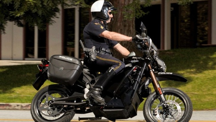 Electric Motorcycles Destined for US Police