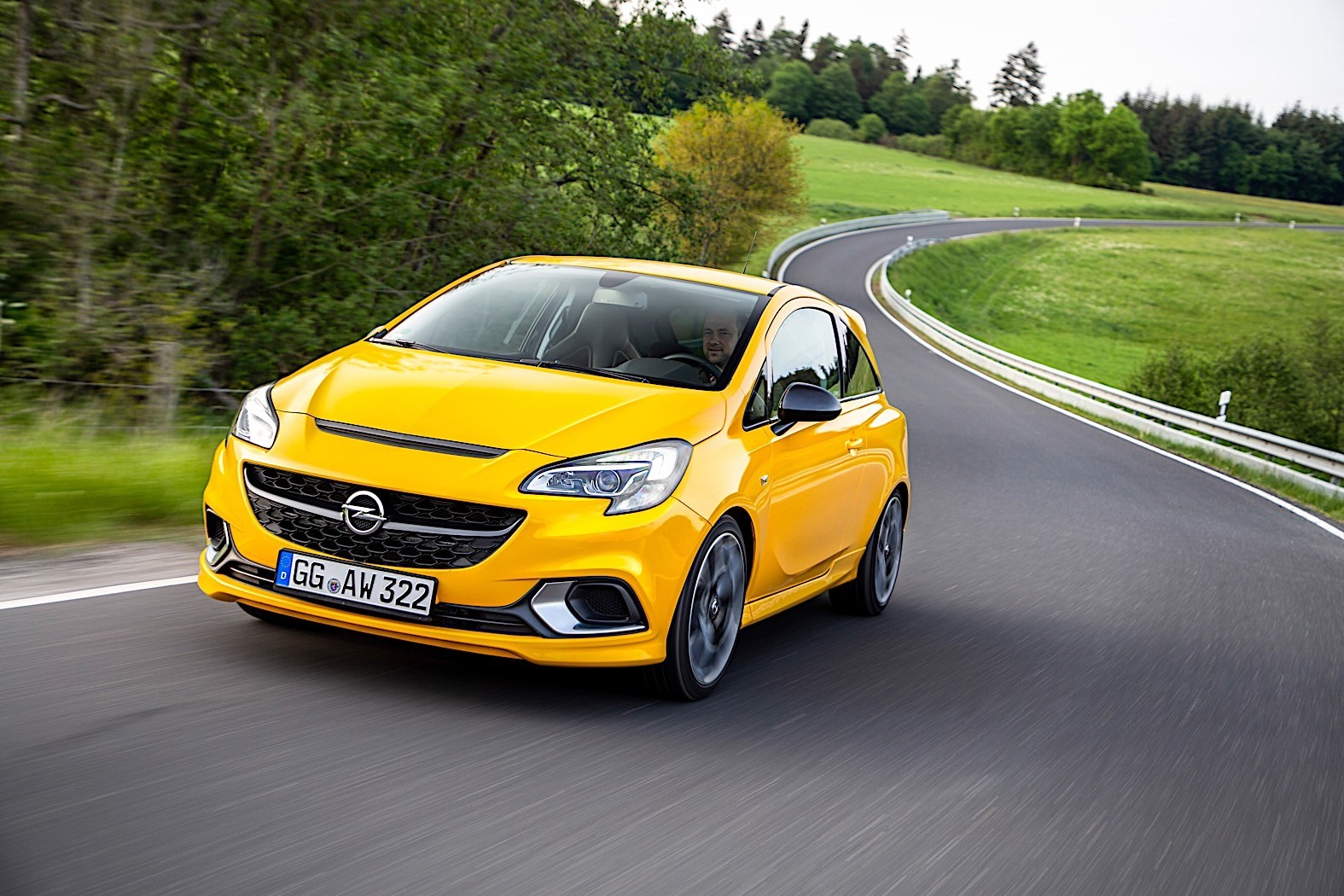 electric opel corsa order books to open in 2019 autoevolution. Black Bedroom Furniture Sets. Home Design Ideas
