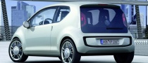 Electric Volkswagen up! Set for 2013
