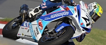 Elena Myers to Ride the Suzuki Moto GP Racebike at Indy